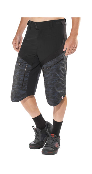 Protective Aru Shorts Men black